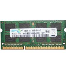 SAMSUNG PC3-10600s DDR3 4GB 1333MHz Laptop Memory